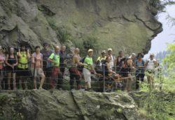 Escursione alla Diga del Gleno - C.A.I. Gavardo Sentiero di Cinzia