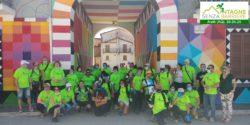Alla scoperta dei murales di Aielli - ASD Majella Sporting Team (Abruzzo)