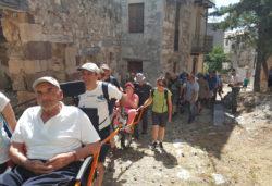 Alla scoperta del borgo medievale di Gessopalena - ASD Majella Sporting Team (Abruzzo)