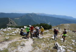 Monte Autore senza barriere - Ass. Cammino Possibile e Anffas onlus Subiaco (Lazio)