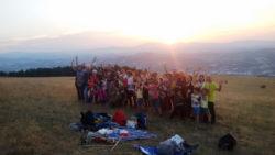 Emozioni al tramonto sui Monti del Furlo - Riserva Naturale Statale Gola del Furlo (Marche)