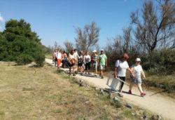 Natura senza barriere - Area Marina Protetta Torre del Cerrano (Abruzzo)