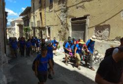 In cammino nelle terre mutate - Ass. Cammino Possibile (Abruzzo)