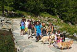 Le Valli di Lanzo... per tutti - Rifugio Les Montagnards e Lanzo Trekking (Piemonte)