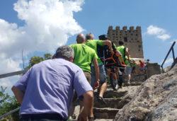 Alla scoperta del castello medievale di Roccascalegna - Ass. Majella Sporting Team (Abruzzo)