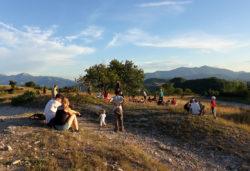 Finestre all'orizzonte, passeggiata archeologica e... una notte bestiale - Riserva Naturale Statale Gola del Furlo (Marche)