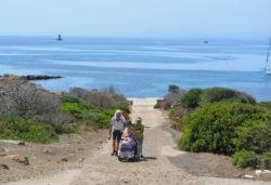 Parco Nazionale dell'Asinara senza barriere - Ass. Atena Trekking Porto Torres, Parco Nazionale dell'Asinara, Città di Porto Torres e Delcomar (Sardegna)