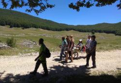 Livata senza barriere - Parco Naturale Monti Simbruini, Anffas Subiaco e Mieleria nel Bosco (Lazio)