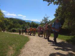 Monti Ruffi per tutti - Ass. Amici dei Monti Ruffi e Ass. Il Cammino Possibile (Lazio)